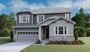 Hopewell - Colliers Hill: Erie, Colorado - Richmond American Homes