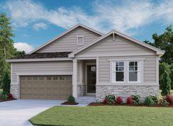 Arlington - Colliers Hill: Erie, Colorado - Richmond American Homes