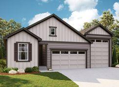 Bronze - Windsor Villages at Ptarmigan: Windsor, Colorado - Richmond American Homes