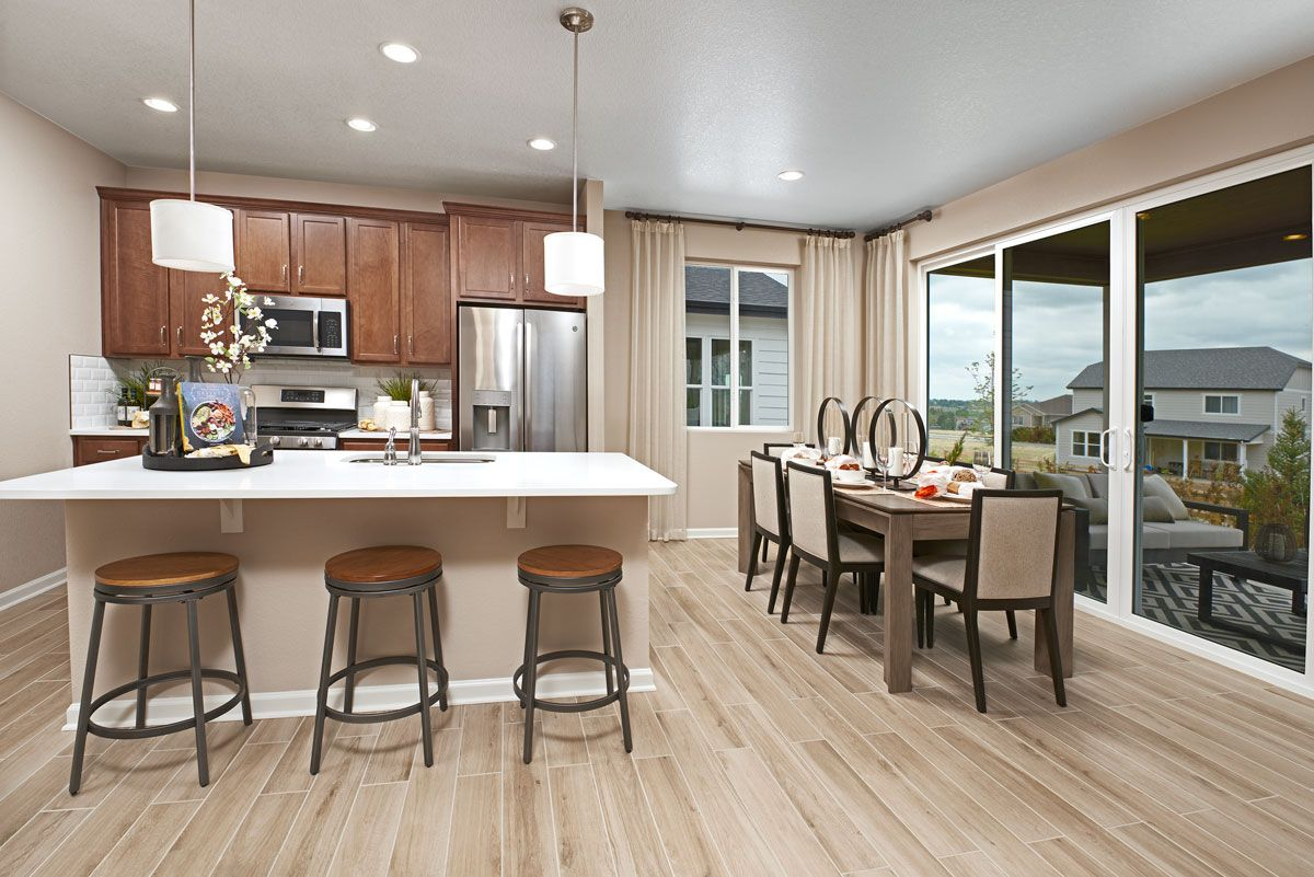 'Rose Farm Acres' by Richmond American Homes - Northern Colorado in Fort Collins-Loveland