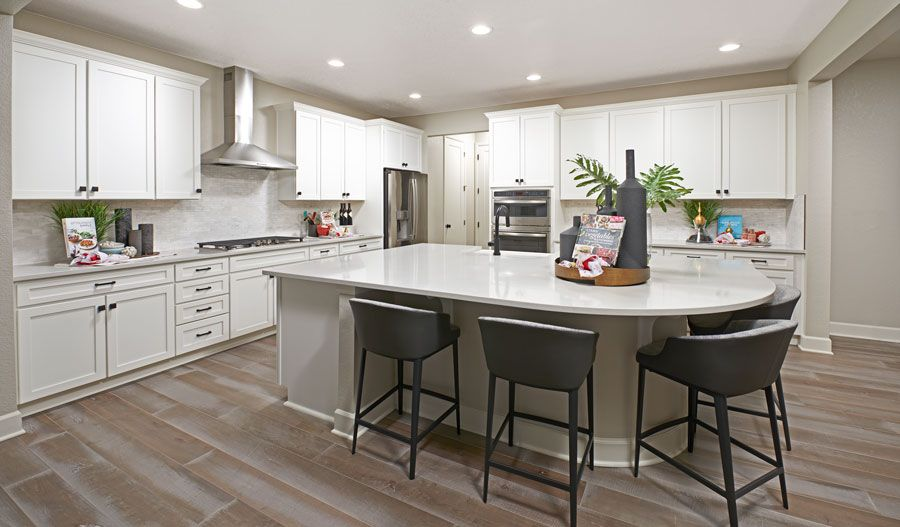 Kitchen featured in the Hemingway By Richmond American Homes in Fort Collins-Loveland, CO