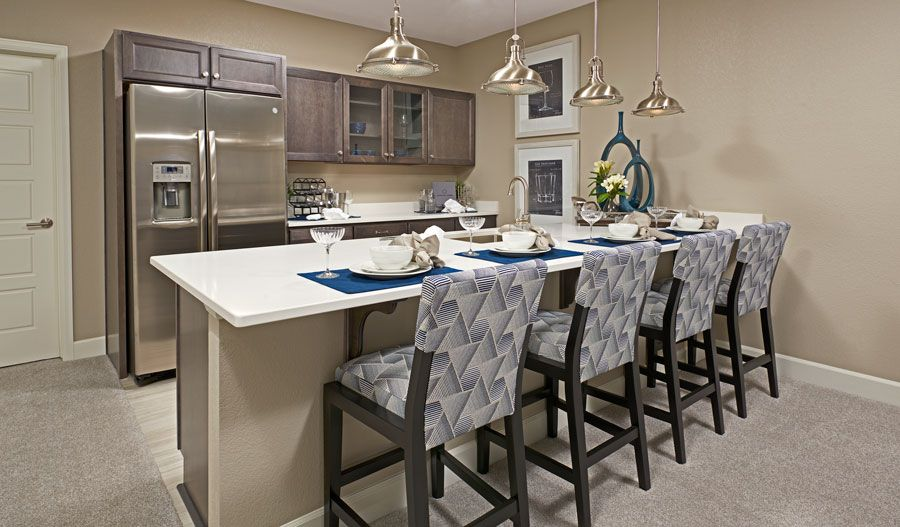 Kitchen featured in the Arlington By Richmond American Homes in Fort Collins-Loveland, CO
