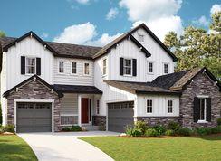 Daley - Serratoga Falls: Timnath, Colorado - Richmond American Homes