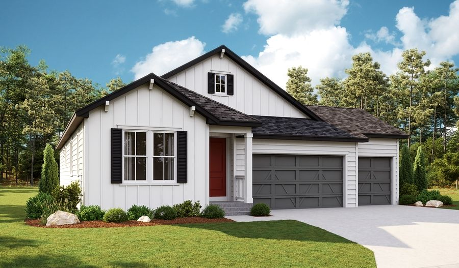 'Windsor Villages at Ptarmigan' by Richmond American Homes - Northern Colorado in Fort Collins-Loveland