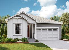 Peridot - Colliers Hill: Erie, Colorado - Richmond American Homes