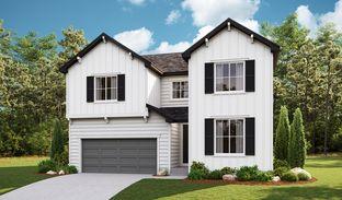 Coronado - Windsor Villages at Ptarmigan: Windsor, Colorado - Richmond American Homes
