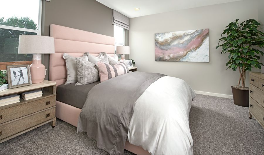 Bedroom featured in the Alexandrite By Richmond American Homes in Fort Collins-Loveland, CO