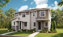 Urban Collection at Karl's Farm by Richmond American Homes in Denver Colorado