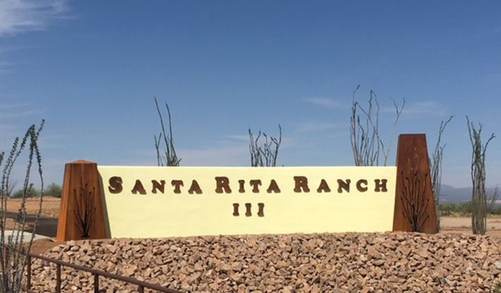 SantaRitaRanchIII -TUC-Monument:Santa Rita Ranch III