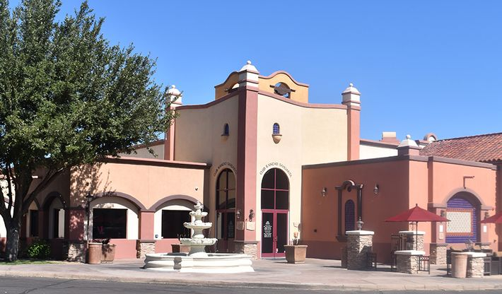 Rancho Sahuarita-TUC-Clubhouse:Rancho Sahuarita