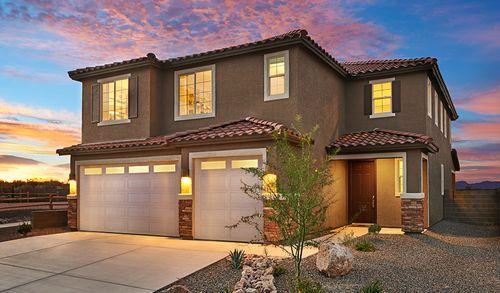 Santa Rita Ranch III by Richmond American Homes in Tucson Arizona
