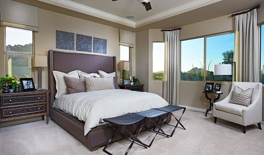 Bedroom featured in the Dominic By Richmond American Homes in Tucson, AZ