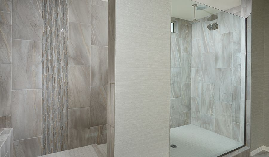 Bathroom featured in the Yorktown By Richmond American Homes in Tucson, AZ