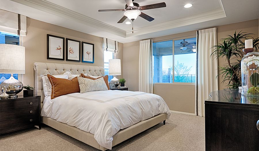 Bedroom featured in the Arlington By Richmond American Homes in Tucson, AZ