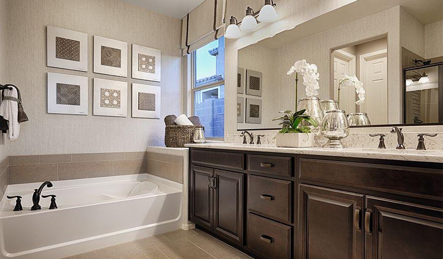Bathroom featured in the Arlington By Richmond American Homes in Tucson, AZ