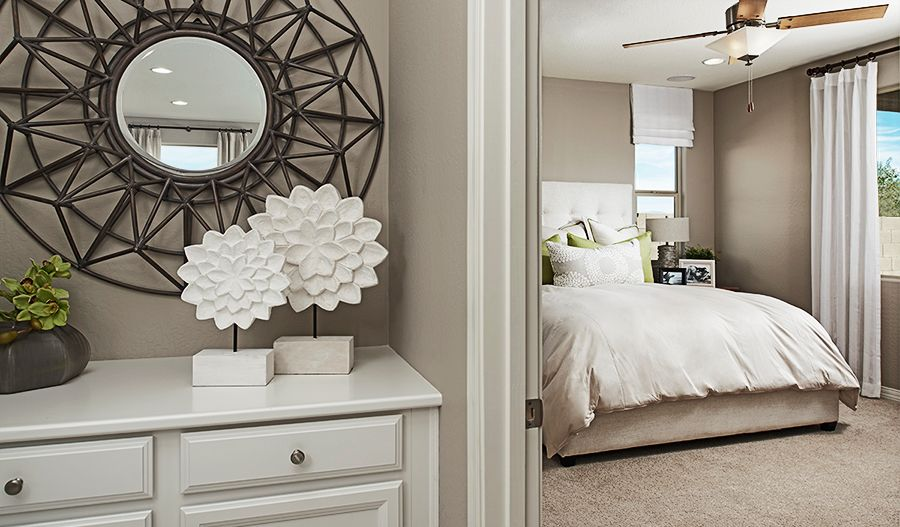 Bedroom featured in the Peridot By Richmond American Homes in Tucson, AZ