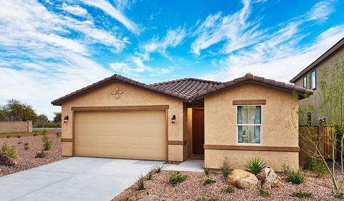 La Estancia by Richmond American Homes in Tucson Arizona
