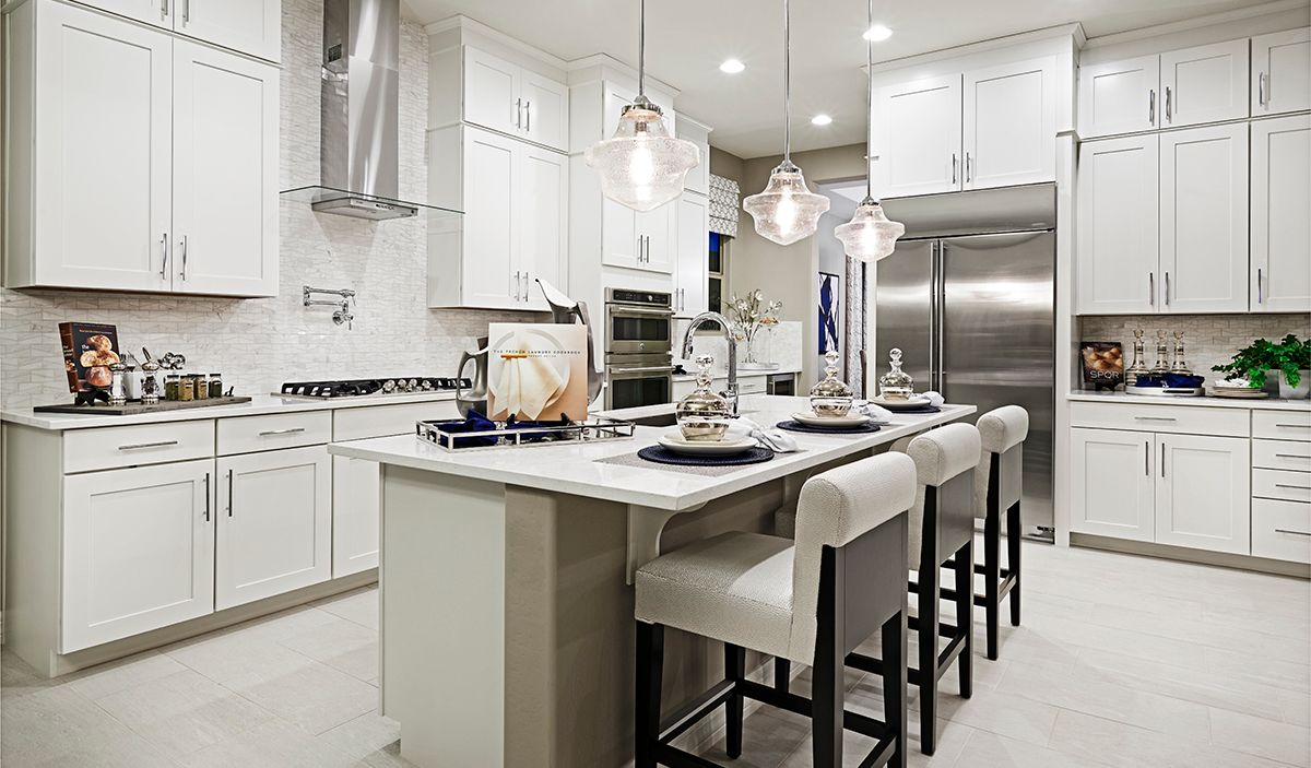 Kitchen featured in the Raven By Richmond American Homes in Tucson, AZ