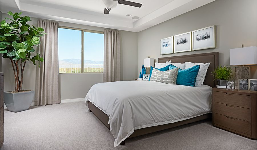 Bedroom featured in the Raleigh By Richmond American Homes in Tucson, AZ