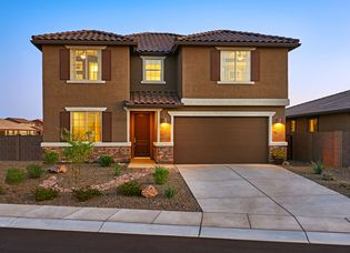 Mountain Vail Ranch Ii In Tucson Az New Homes By