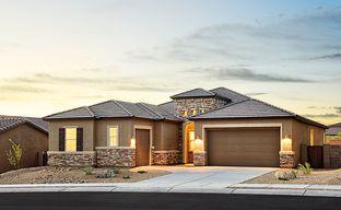 Bonanza Estates by Richmond American Homes in Tucson Arizona