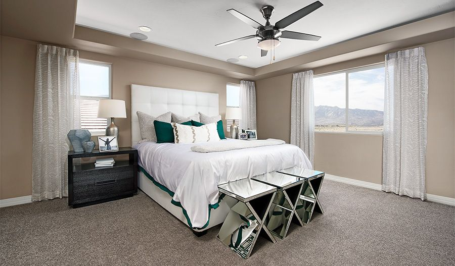 Bedroom featured in the Yorktown By Richmond American Homes in Tucson, AZ