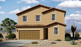 Pearl - Entrada Del Rio: Sahuarita, Arizona - Richmond American Homes