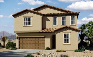 Entrada Del Rio by Richmond American Homes in Tucson Arizona
