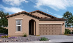 Larimar - Entrada Del Rio: Sahuarita, Arizona - Richmond American Homes