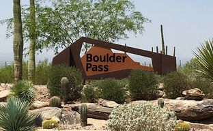Boulder Pass by Richmond American Homes in Tucson Arizona