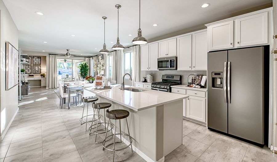 Kitchen featured in the Sunstone By Richmond American Homes in Tucson, AZ