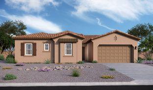 Janine - Richmond American at Vistoso Highlands: Oro Valley, Arizona - Richmond American Homes