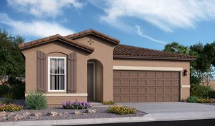 Sapphire - Trailside at Gladden Farms: Marana, Arizona - Richmond American Homes
