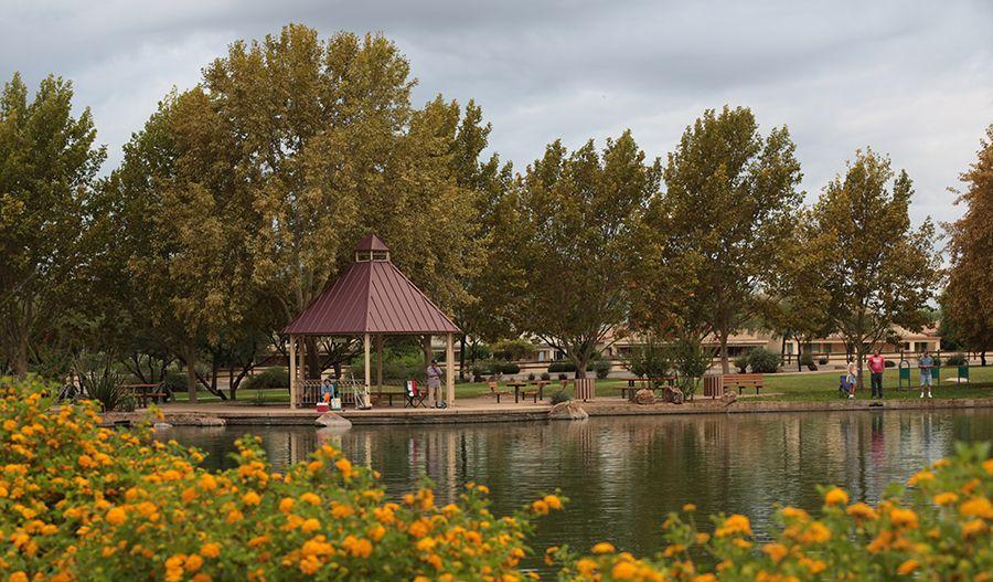 'Entrada Del Rio' by Richmond American Homes - Tucson in Tucson