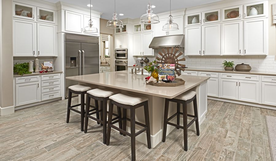 Kitchen featured in the Holbrook By Richmond American Homes in Tucson, AZ