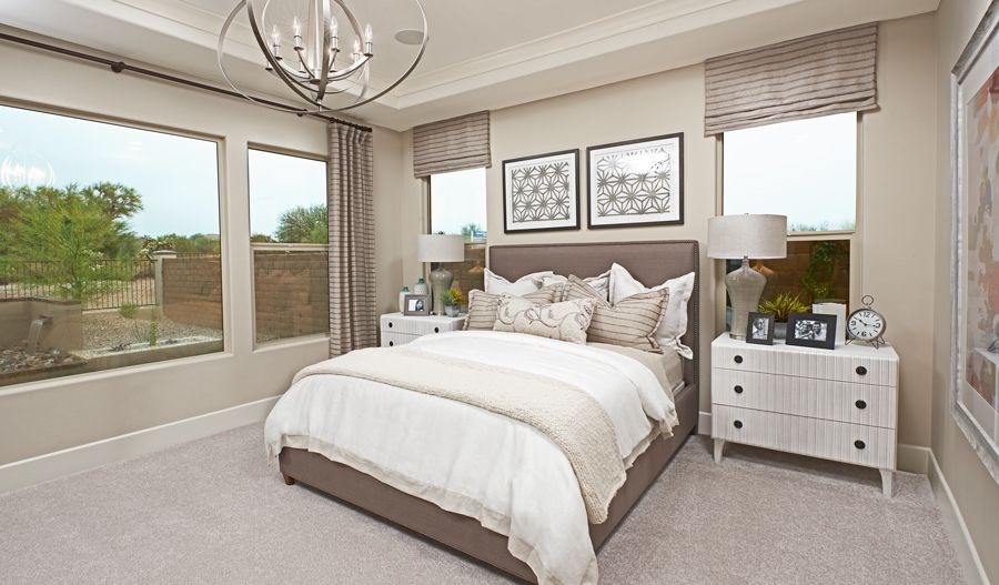 Bedroom featured in the Holbrook By Richmond American Homes in Tucson, AZ