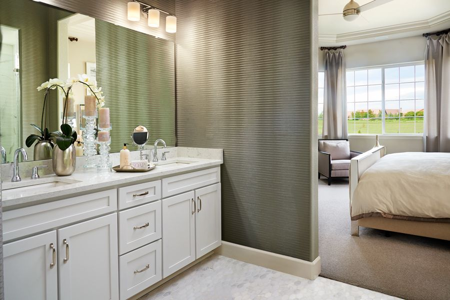 Bathroom featured in the Daniel By Richmond American Homes in Tucson, AZ