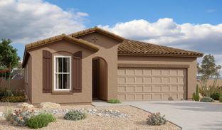 Sapphire - Seasons at Old Vail: Vail, Arizona - Richmond American Homes