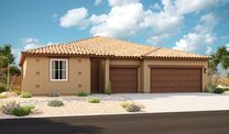 High Mesa by Richmond American Homes in Tucson Arizona