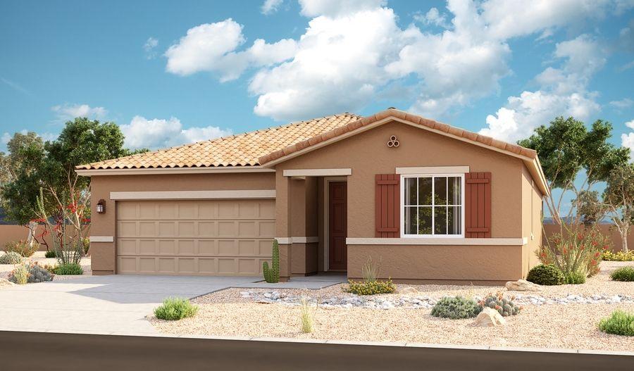 'Heartland at Gladden Farms' by Richmond American Homes - Tucson in Tucson
