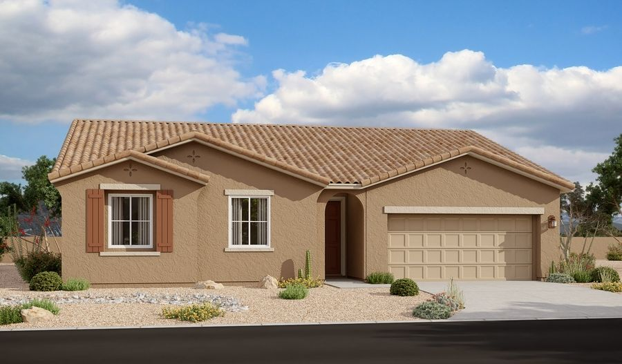 'Bonanza Estates' by Richmond American Homes - Tucson in Tucson