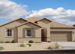 Delaney - Bonanza Estates: Tucson, Arizona - Richmond American Homes