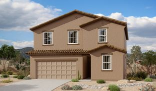 Pearl - Riverwalk At Rancho Del Lago: Vail, Arizona - Richmond American Homes