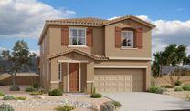 Entrada La Coraza by Richmond American Homes in Tucson Arizona