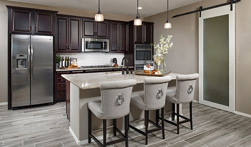 Kitchen-in-Arlington-at-Homestead at Gladden Farms-in-Marana