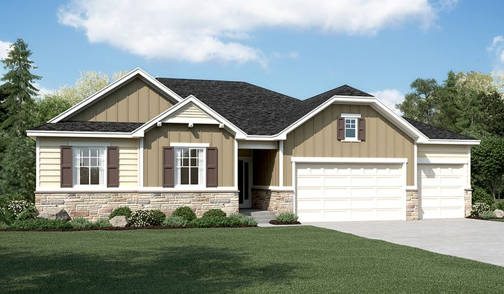 DanielII-U237-LaytonShores Elevation C:The Daniel II - Elevation C