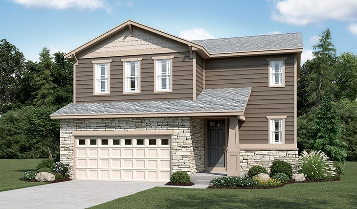 Coral-D903-Traditions Elevation A:The Coral at Traditions - Elevation A