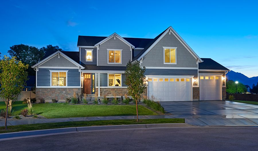 New Construction Homes & Plans in Herriman, UT | 3,071 Homes ... on