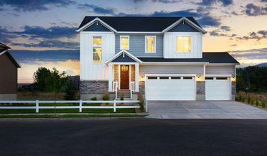 Orem Utah Zip Code Map.New Construction Homes Plans In Orem Ut 2 802 Homes Newhomesource
