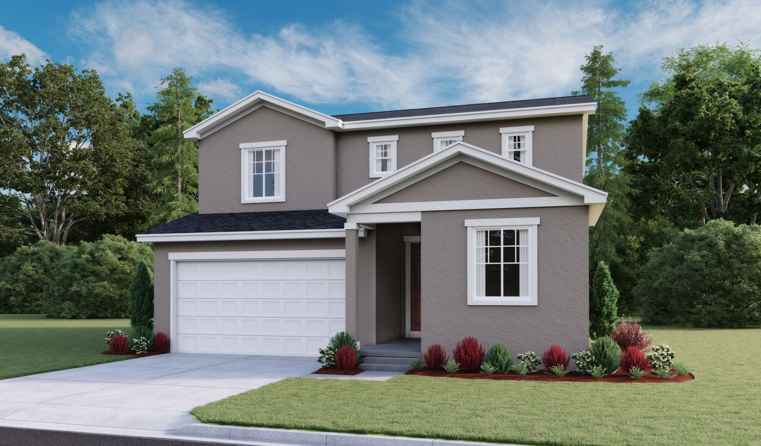 New Construction Homes Plans In Stansbury Park Ut 1 507 Newhomesource